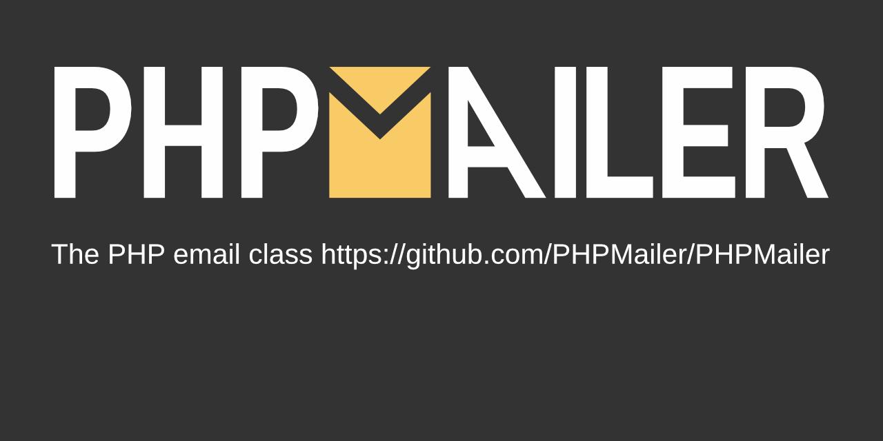 Comment envoyer facilement un email avec PHPMailer en PHP ?